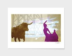 Discover «La feria Cable Ingles», Numbered Edition Fine Art Print by Karin…