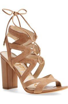 cfdf8b6e9b2a2 Free shipping and returns on Sam Edelman  Yardley  Lace-Up Sandal (Women