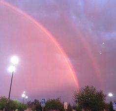 Sunshine lollipops and rainbows