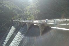 Presa de agua - La Gomera