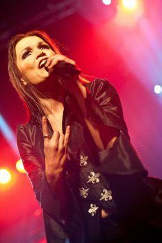 Tarja Turunen - formerly of Nightwish