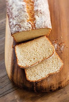 Gluten free Oatmeal Bread from the book: recipe + book excerpt!