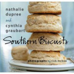 Layered, fluffy, feathery, silky, soft, and velvety biscuits all come together in Southern Biscuits, a book of recipes and baking secrets for every biscuit imaginable. Southern Biscuits features easy