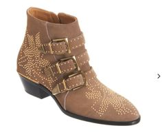 CHLOE BOOTS @Michelle Coleman-HERS