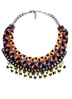 Collar #PrimerasVecesbyCyzone