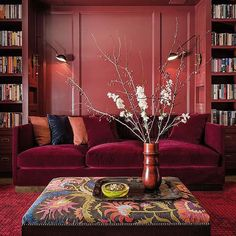 Target Home Decor .Target Home Decor Red Interior Design, Interior Exterior, Interior Decorating, Interior Ideas, Target Home Decor, Cheap Home Decor, Red Interiors, Colorful Interiors, Design Interiors