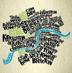 Typographic London via @ikfabriek