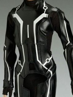 Hero Costumes, Cosplay Costumes, Tron Costume, Combat Suit, Tron Legacy, Fantasy Character Design, Sports Jacket, Best Cosplay, Casual Wear