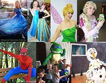 Wonderful Characters for hire for your birthday party or corporate event! #characters for hire #princess parties #princess party #birthday party characters #characters for hire for parties #party characters for hire #star wars characters for hire #hire a character #party characters #princess party