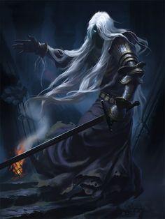 Sir Stor Umbero- fantasma paladino amaldiçoado