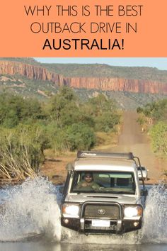 A true outback odyssey on one of Australia's most unique tracks. Amazing Destinations, Holiday Destinations, Amazing Places, Beautiful Places, Australian Holidays, Western Australia, Travel Guide, The Good Place, Traveling By Yourself