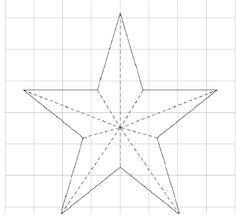Como hacer una estrella navideña : cositasconmesh