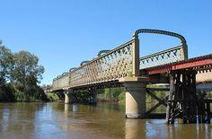 Albury Wodonga Rail Bridge