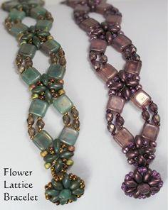 Starman TrendSetter Flower Lattice Bracelet