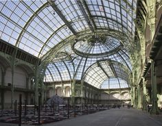 Expensive Houses, Conservatory, Louvre, Construction, Indoor, Adventure, Architecture, Building, Metal