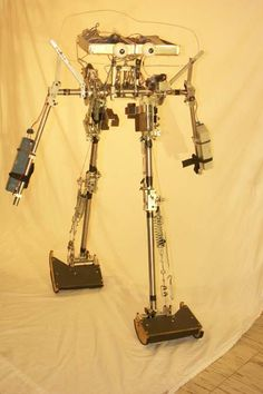 The Cornell Bipedal Walking Robot