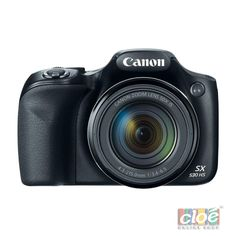 Camera Foto Canon PowerShot SX530 IS Black 16.1 MP