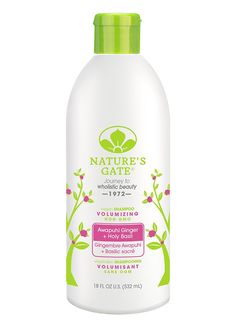 Nature's Gate Awapuhi Volumizing Shampoo for Fine, Limp Hair, 18-Ounce Bottles (Pack of 4) >>> Wow! I love this. Check it out now! : Natural Beauty Care