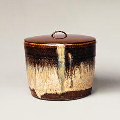 Chosen-Karatsu Water Jar at the Kitamura Museum, Kyoto