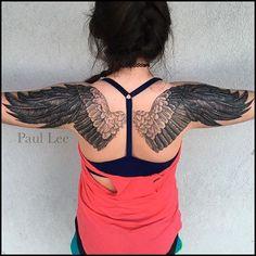 Tattoo by: @paulleetattoos