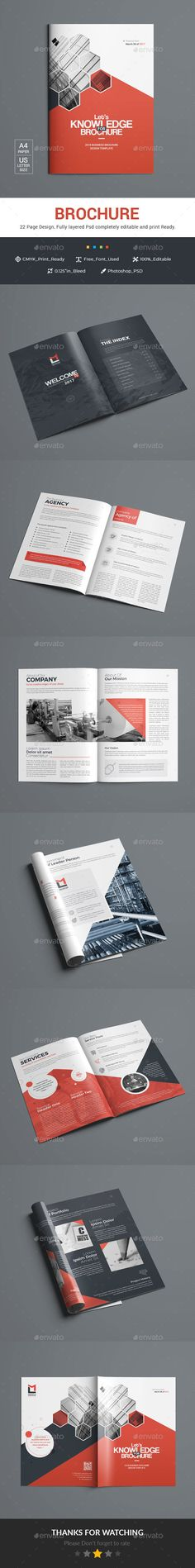 #Brochure - Corporate Brochures