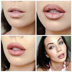 Contour Your Lips