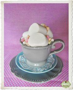 Sweet Mania: Rocky Road mini cupcakes