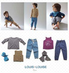 LOUIS*LOUISE... boys