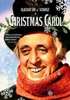 scrooge alastair sim best version is from 1951 with alistair sim but not the newer colourized version just watch it in black and white - Best Version Of A Christmas Carol