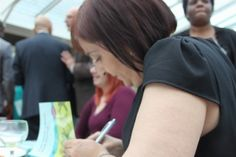 Book signing 16.05.2013