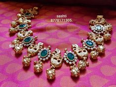 Pure silver jeweller Pure silver jewellery with gold polish . Silver necklace with gold ball and swan design.whats app 91 05 January 2019 Silver Jewellery Indian, Gold Jewellery Design, Silver Jewelry, Silver Ring, Silver Earrings, Silver Bracelets, Diamond Jewelry, Jewelry Bracelets, Earrings Uk