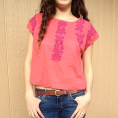 """Spotted while shopping on Poshmark: """"Free People Crop Top""""! #poshmark #fashion #shopping #style #Free People #Tops"""