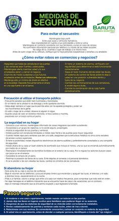 Tips de #seguridad #Venezuela