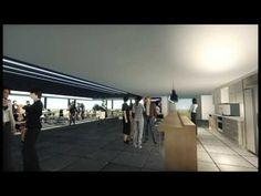 Rosebank Firestation Development Fly-through