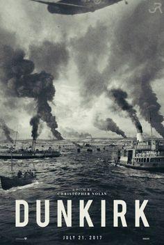 Trailer: Christopher Nolan's 'Dunkirk' Shows a Tense Wait for War - www.MovieSpoon.com #Dunkirk
