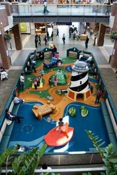Southpoint Mall Playarea