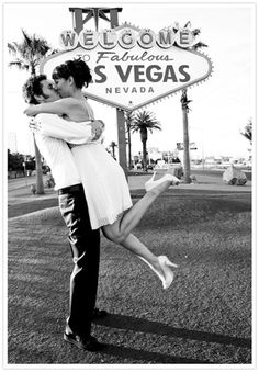 Vegas wedding photography
