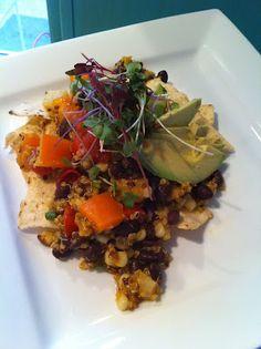 What Cindy Eats: Quinoa Black Bean Salad
