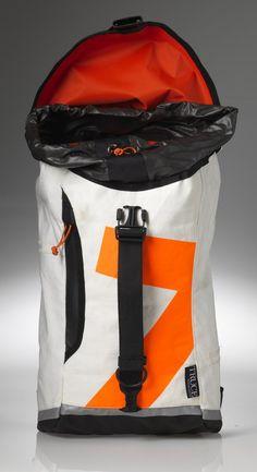 Dacron Sailcloth Drop Liner Backpack – Bag World Backpack Travel Bag, Travel Bags, Leather Backpack, Leather Bag, Segel Outfit, Sac Week End, Sailing Outfit, Waterproof Backpack, Cute Backpacks