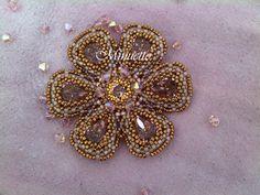 Pattern bijoux: Fairies' Flower