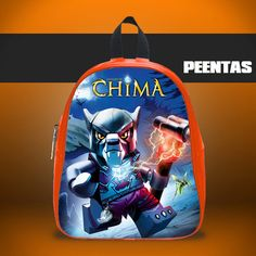 Chima Worriz -  Design variations School Bag