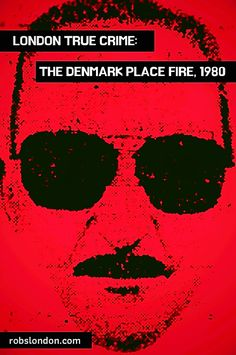 The tragic story of one of Britain's biggest acts of mass murder... #london #truecrime #londonhistory Denmark Street, London History, True Crime, Fire, Places, Lugares