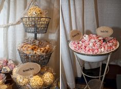Vintage Glam and Eclectic Red and Gold Wedding