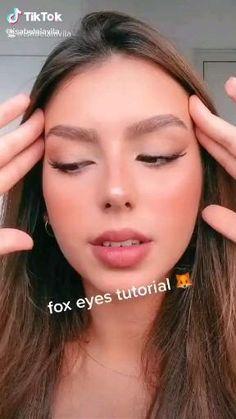 Makeup Eye Looks, Smokey Eye Makeup, Skin Makeup, Eyeliner Makeup, Pretty Eye Makeup, Nude Makeup, Smoky Eye, Drugstore Makeup, Strobing Makeup