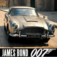 James Bond, Aston Martin, Wheels