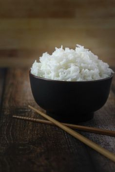 How to Cook Perfect Rice   I tried this method and really works well.
