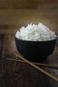 White Rice [Made Sunday, December 7, 2014 in the Super Crock Pot Setup]