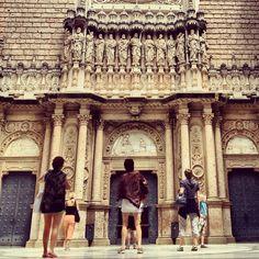 Catalunya – Monastery of Montserrat