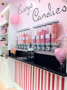 Dream: Open a candy store with my sister