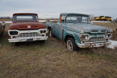 1960 Fords